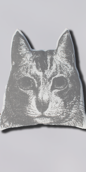 CAT LIGHT GRAY