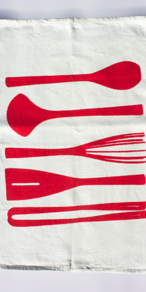 KITCHEN TOOLS RED
