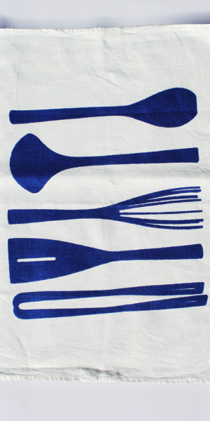 KITCHEN TOOLS BLUE